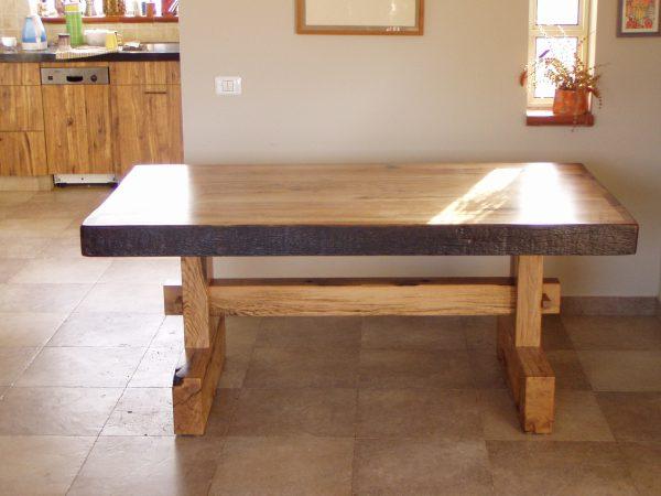שולחן מאדני רכבת שחפופיה