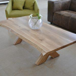 עיצוב שולחן אלון צרפתי שחפופיה