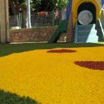דשא סנטטי שחפופיה מגוון צבעים